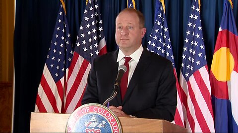 Gov. Polis discusses Day of Remembrance, COVID-19 deaths in Colorado in May 15 news conference