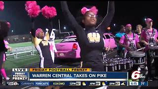Warren Central High School Friday Football Frenzy v Pike - Video