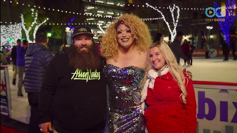 Dudeoir and Drag Queens On Ice! An Event for Fun and Charity