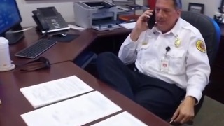 County leaders appoint interim fire chief - Video