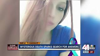 Mom's mysterious death sparks search for answers - Video