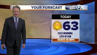 South Florida weather 12/10/17 - 6am report - Video