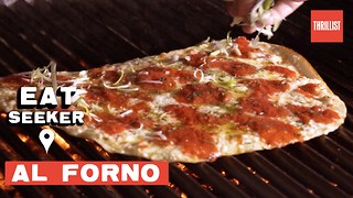 The Restaurant Behind the Grilled Pizza Revolution - Video
