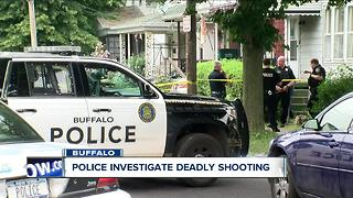 Man shot and killed on Detroit Street