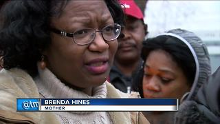 Chaplain's son's murder won't stop her from helping community