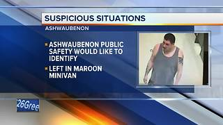 Ashwaubenon Public Safety investigating suspicious incidents - Video