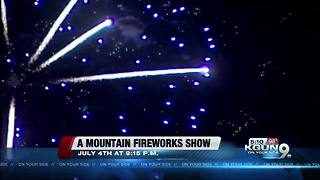 Where to watch 4th of July fireworks around Southern Arizona - Video