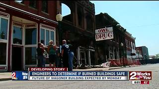 Future of downtown Wagoner remains uncertain - Video