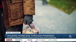 OPCS stays open through COVID-19 pandemic to help homeless