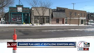 Shawnee plan aimed at revitalizing downtown area