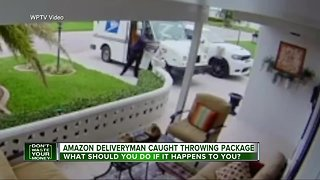 What should you do about bad delivery drivers - Video