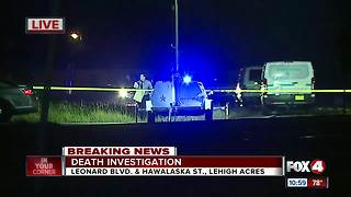 Death investigation underway in Lehigh - Video