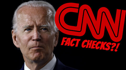 CNN Fact Checks Joe Biden On Townhall Comments, But Don't Think They Are Getting Serious About News