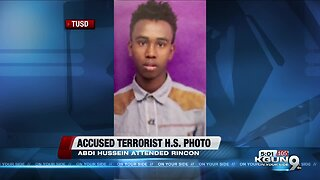 Tucson Unified School District release photo of accused terrorist