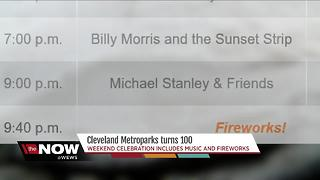Cleveland Metroparks turning 100 years old! - Video