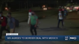 Border security tightening to slow migration