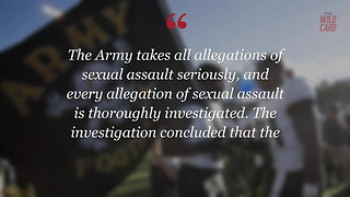 Army Quarterback Cleared Of Sexual Assault By Military - Video