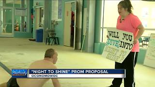 Night to Shine Promposal melts our hearts - Video