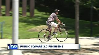Yet another issue with the new Public Square - Video