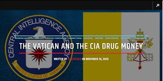 The Vatican and CIA Drug Money
