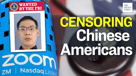 Zoom's China Employee Charged for Censoring Dissidents