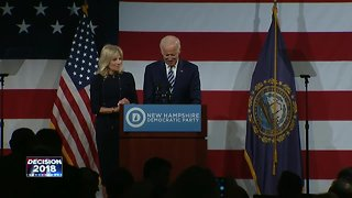 Former VP Biden in Wisconsin - Video