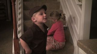 Little Boy Has The Cutest Halloween Costume - Video