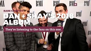 Dan + Shay's 2018 Album | Rare Country - Video