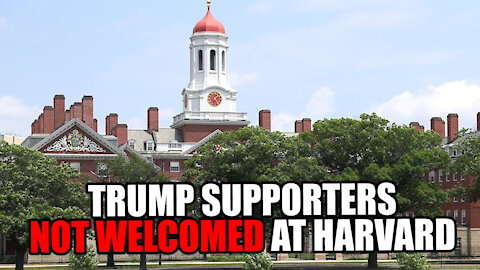 Harvard Students Demand 'Trump Affiliated' Alumni Have Degrees Stripped!