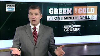Green and Gold 1 Minute Drill - 1/18