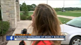 Former employee to be sentenced for stealing thousands - Video