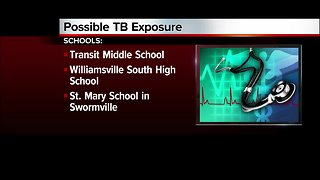 Some Williamsville students exposed to tuberculosis