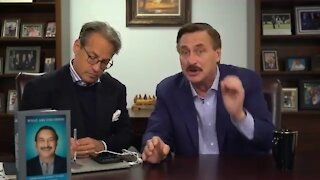 Eric And Mike Lindell Talk About Their FrankSpeech.com Corn Palace Event