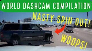 Car Crash Compilation - Instant Karma - Road Rage & Driving Fails #1