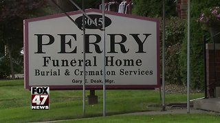 Cremated remains found at another Detroit funeral home