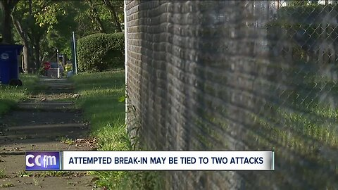 Third home in same area struck by prowler this month
