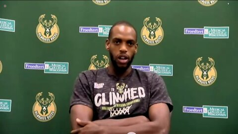 Middleton, the Bucks prepare for their return