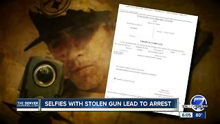 Selfies with stolen guns lead to arrest of gun store smash-and-grab suspect - Video