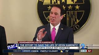 Baltimore County Executive Kevin Kamenetz dies of a heart attack - Video