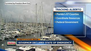 Governor Scott declares state of emergency for all 67 counties - Video