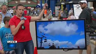 Weather Forcast from the State Fair with Jesse Ritka - Video