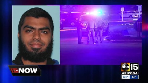 18-year-old shot by MCSO in Fountain Hills charged with 2 counts of terrorism