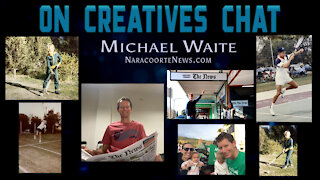 Creatives Chat with Michael Waite