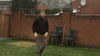 An Alternative Way to Remove a Fence Panel - Video