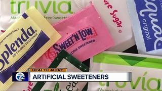 Ask Dr. Nandi: Artificial sweeteners may do more harm than good - Video