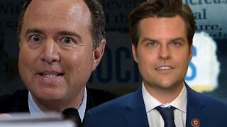 Gaetz: Democrats Spouted Crazy Conspiracy Theories While IN Congress