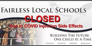 Entire Ohio School District Closed after Mass Vax Reactions!