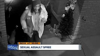 East Side sexual assault suspect still at large - Video