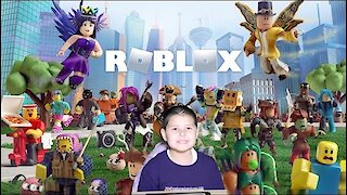 Roblox Game Review: My First Time Playing Roblox