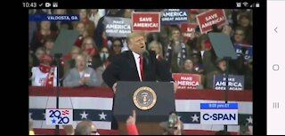President Trump: We Will Not Yield, Never Surrender
